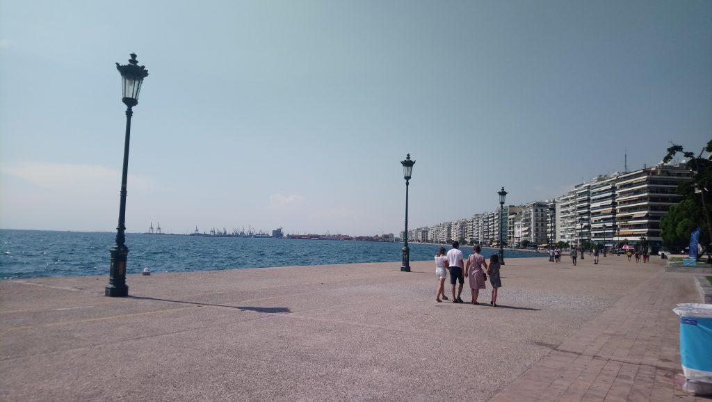 Thessaloniki, Hafen