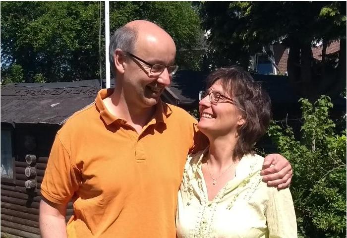 Andrea und Rainer