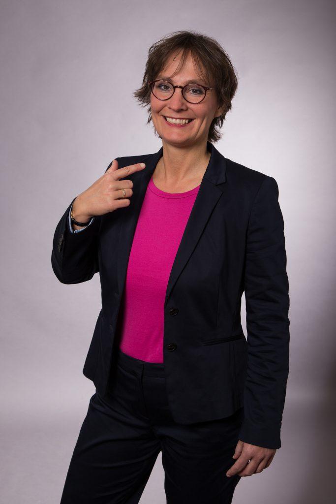 Andrea Koltermann, Sprech- und Stimmtrainerin