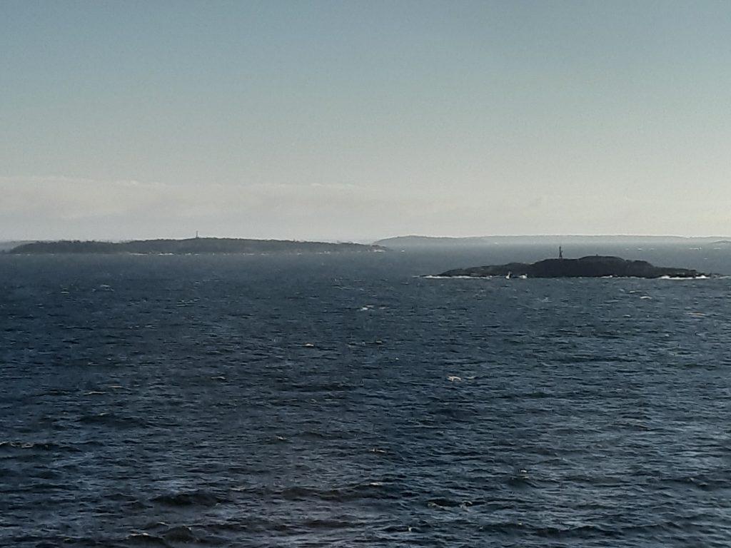 Felseninseln vor Finnland