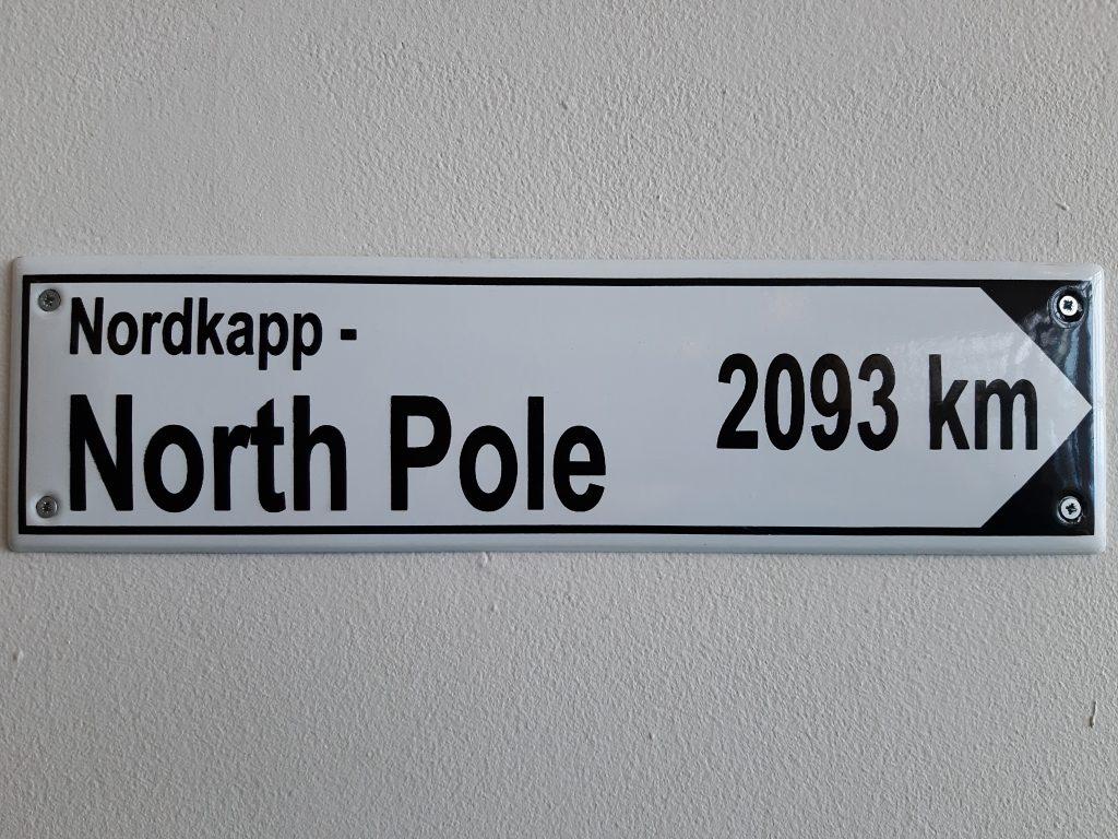 19. Mai - Richtung Süden zum Weihnachtmann, Nordpol 2093km