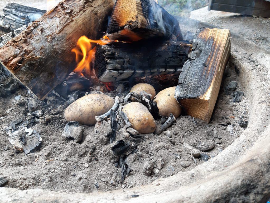 20. Mai - Inari, Mittagessen