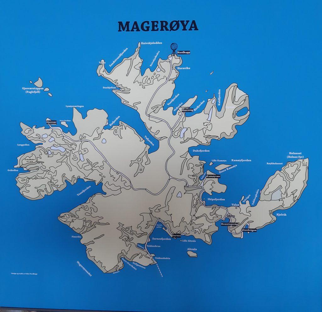 18. Mai - Der nördlichste Punkt EuropasMageroya,