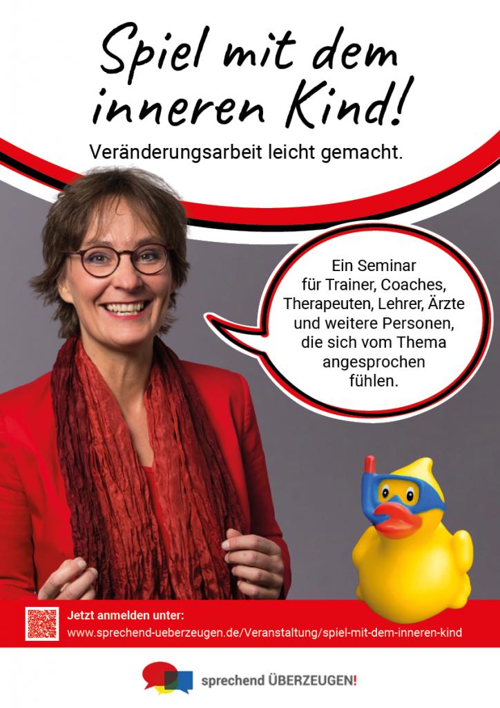 Spiel mit dem inneren Kind Seminare