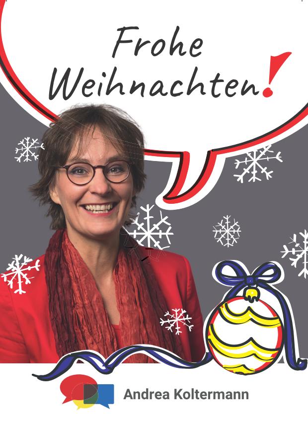 Weihnachtskarte_1_2020, Einladung zum Adventskalender gutes Sprechen '20